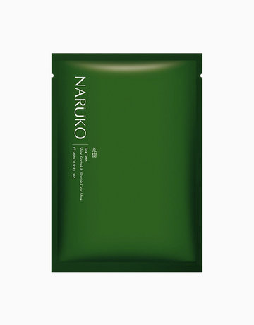 Tea Tree Shine Control Masks by Naruko