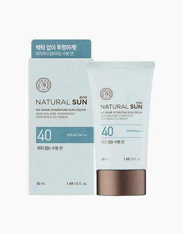 Natural Sun Eco No Shine Hydrating Sun Cream by The Face Shop