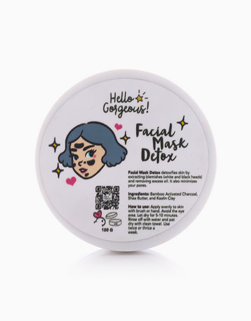 Detox Facial Mask by Hello Gorgeous