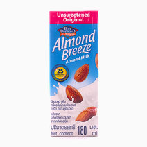 Almond Breeze Unsweetened Original (180ml) by Blue Diamond