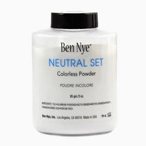 Bennye neutral set colorless face powder