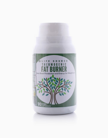 Natural Fat Burner with Green Coffee Weight Loss Supplement by Life Source