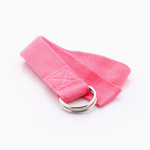 Yoga Strap/Belt by Feet and Right