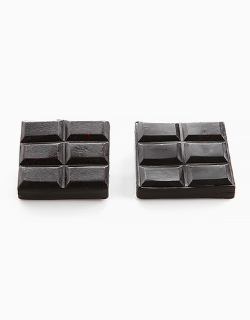 Creamy Chocolate Soap Duo by The Soap Farm
