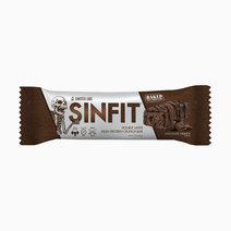 Chocolate Crunch High Protein Crunch Bar (83g) by Sinfit