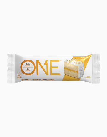 Lemon Cake (60g) by One Bar