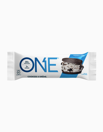 Cookies and Cream (60g) by One Bar