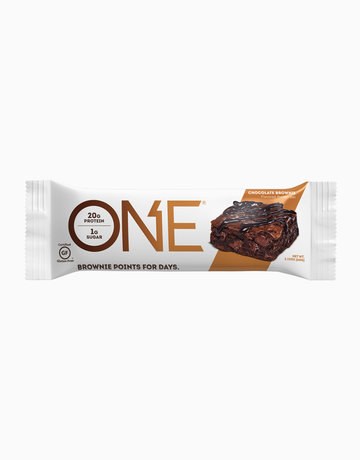 Chocolate Brownie (60g) by One Bar