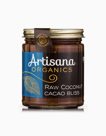 Raw Coconut Butter Cacao Bliss (8oz) by Artisana