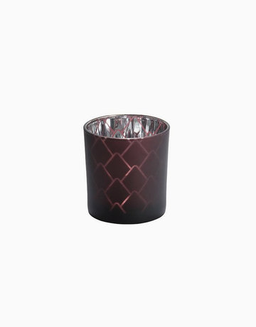 Votive Holder Modern Pine Cone by Yankee Candle