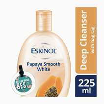 Eskinol Papaya Deep Cleanser With Bag Tag (225ml) by Eskinol