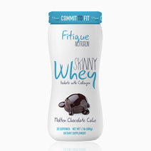 Skinny Whey Isolate With Collagen by Fitique Nutrition