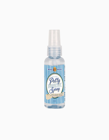 Potty Disinfectant Spray (50ml) by Messy Bessy