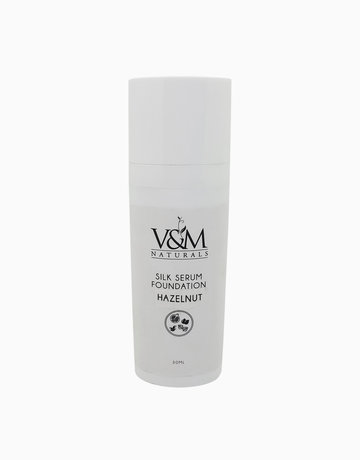 Silk Serum Foundation by V&M Naturals