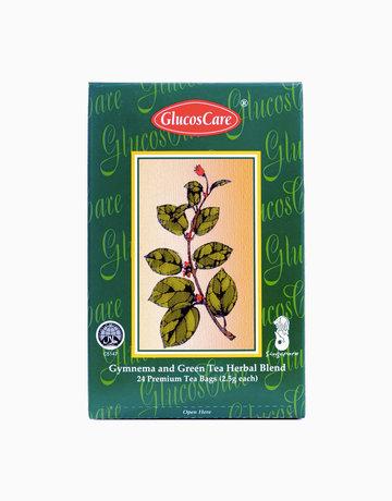 GlucosCare Sugar Blocker Tea: Gymnema and Green Tea Herbal Blend (24s) by GlucosCare