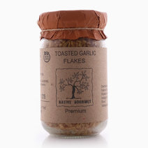 Toasted Garlic Flakes (8oz) by Native Gourmet