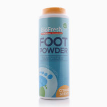 Foot Powder (100g) by Biofresh  in Citrus Yellow (Sold Out - Select to Waitlist)