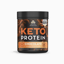 KetoPROTEIN Ketogenic Performance Fuel (Chocolate) by Ancient Nutrition
