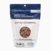 Blueberry Hemp Ancient Grain Granola by Purely Elizabeth