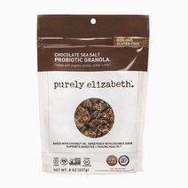 Sea Salt Probiotic Granola Chocolate by Purely Elizabeth