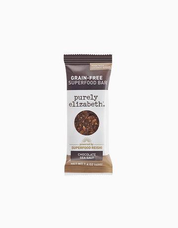 Chocolate Sea Salt Grain-Free Granola Bar (40g) by Purely Elizabeth