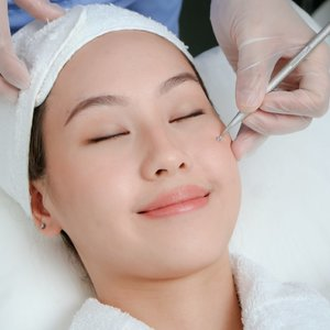 Anti-Aging, Brightening OR Blemish Busting Facial by VMV Skin Research Centre + Clinics