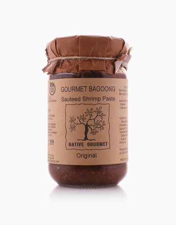 Bagoong Original (8oz) by Native Gourmet