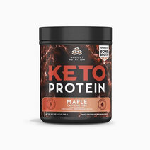 KetoPROTEIN Ketogenic Performance Fuel (Maple) by Ancient Nutrition