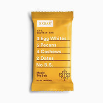 Maple Sea Salt Protein Bar (52g) by RXBar