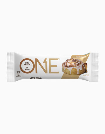 Cinnamon Roll (60g) by One Bar