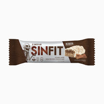 Cinnamon Crunch High Protein Crunch Bar (83g) by Sinfit
