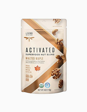 Malted Maple Activated Superfood Nut Blend by Living Intentions