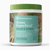 Green Superfood Detox & Digest (210g) by Amazing Grass