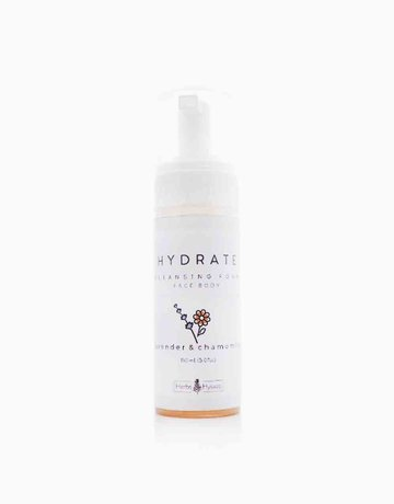 Hydrate Cleansing Foam by Herbs and Hyssop