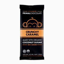 Crunchy Caramel Chocolate Bar by Eating Evolved