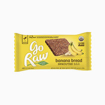 Banana Bread Sprouted Bar by Go Raw