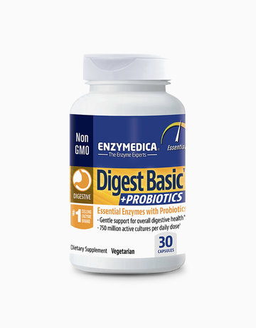 Digest Basic + Probiotics by Enzymedica