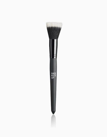 Multitalent Powder and Foundation Brush by Make Up Factory