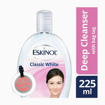 Eskinol Classic White With Bag Tag (225ml) by Eskinol