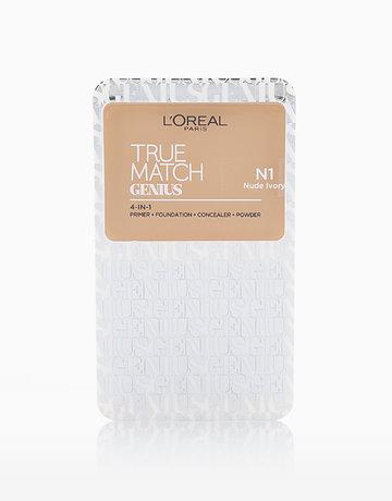 True Match Genius 4-in-1 Compact by L'Oreal Paris