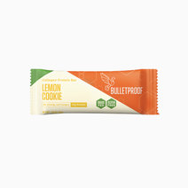 Lemon Cookie Collagen Protein Bar (45g) by Bulletproof