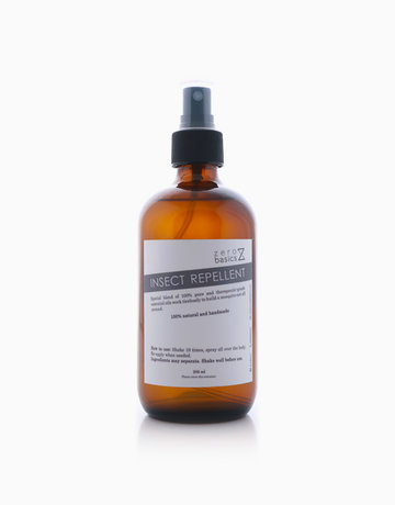 Insect Repellent (250ml) by Zero Basics