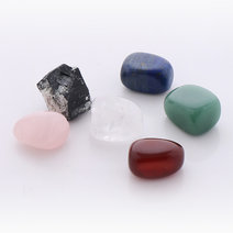 Gemstone Starter Kit (Set of 6) by Crystals by HIMA