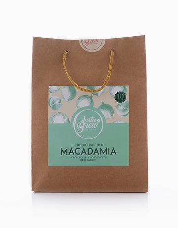 Macadamia Flavor by Instabrew by Brewbelles