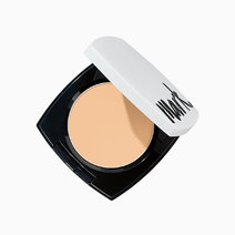 Mark by avon nude matte pressed powder spf 30 light