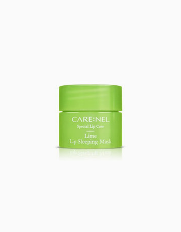 Lime Lip Sleeping Mask (5g) by Carenel