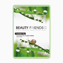 Beauty friends mask sheet snail