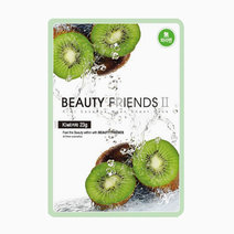Kiwi Mask Sheet by BEAUTYFRIENDS II