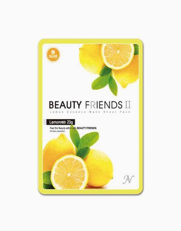 Lemon Mask Sheet by BEAUTYFRIENDS II