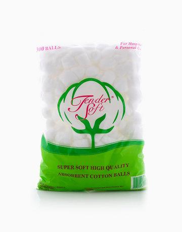 Cotton Balls (300 Balls) by Tender Soft